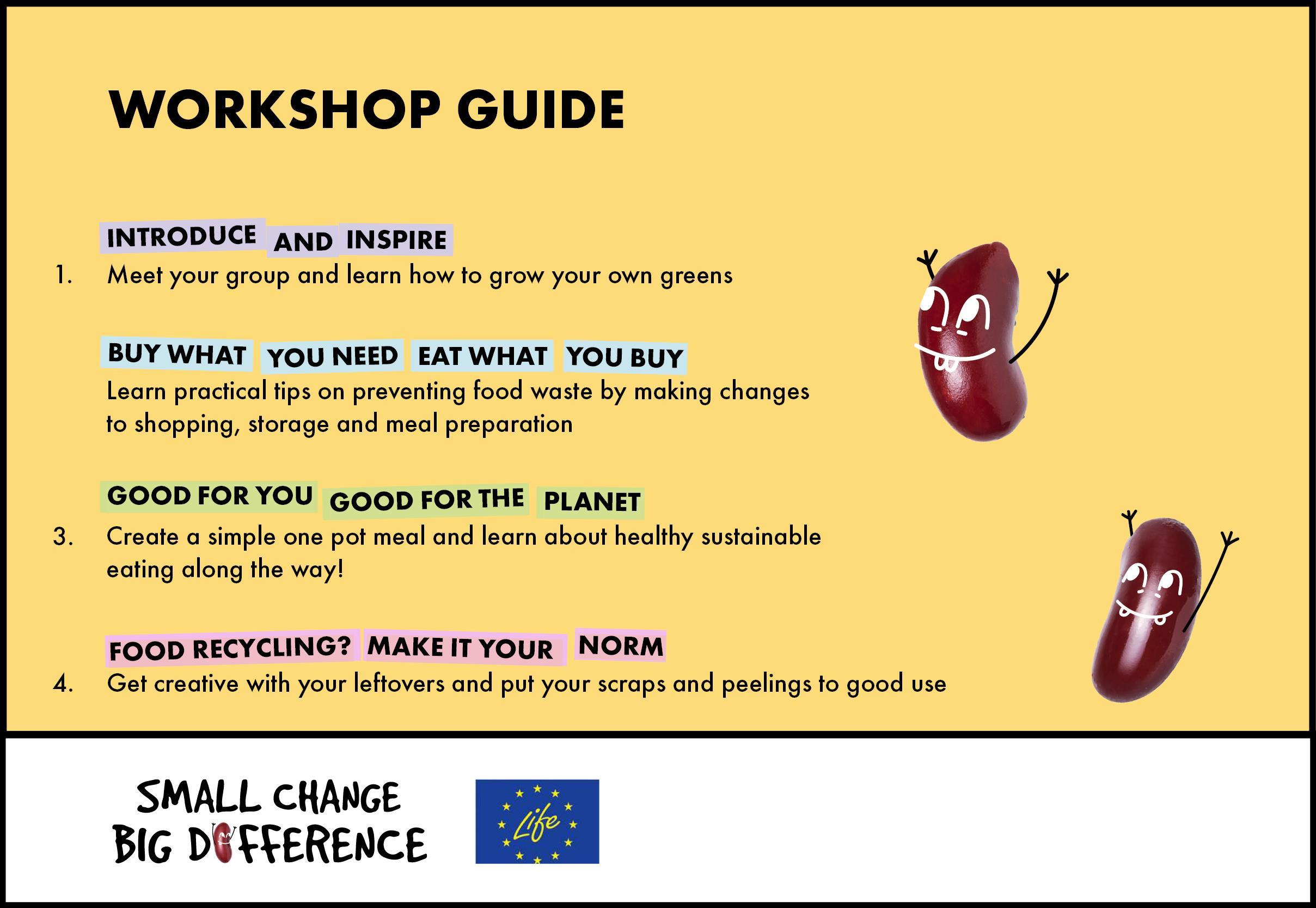 communities workshop guide